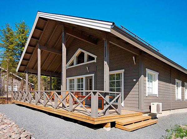 Строительство дома в Выборге, по каркасной технологии | Ятоба.РФ